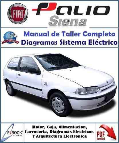 Manual Taller Software Diagrama Fiat Palio Siena 1.3 1.6 1.4