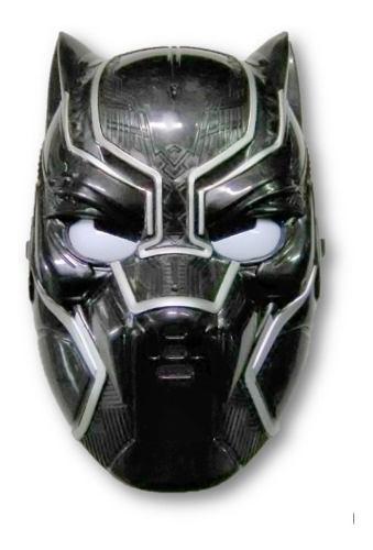 Mascaras Avengers Marvel Con Luces Para Niños