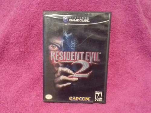 Nintendo Gamecube Resident Evil Zero