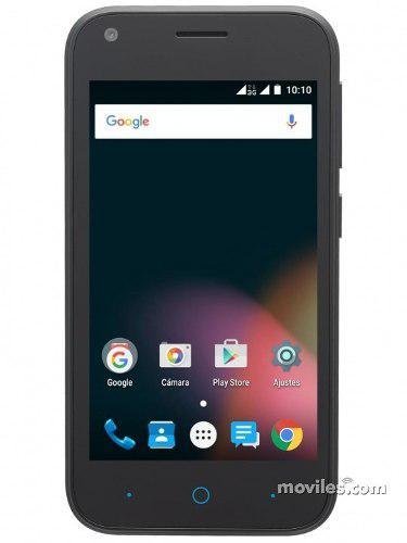 Nuevo Android Zte A110 Digitel 4g Camara Flash (110 Dol)