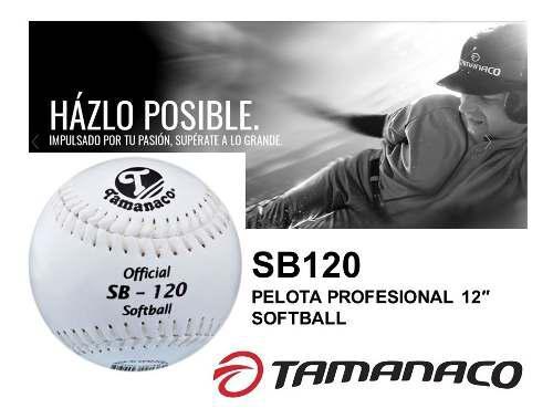 Pelota De Softball Tamanaco Sb120
