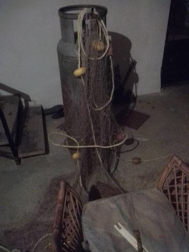 Redes Para Pesca Algarete Maya 3/5 6 Brazada De Alto