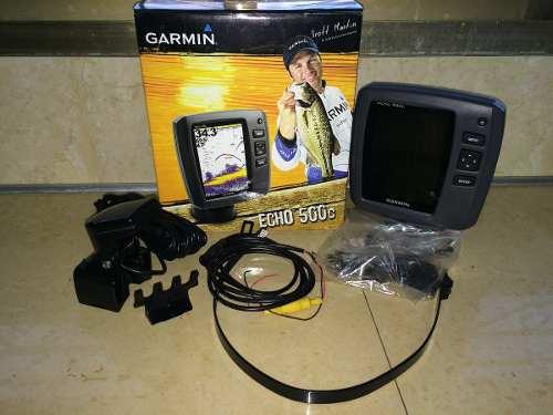 Sonda De Pesca Garmin Echo 500c