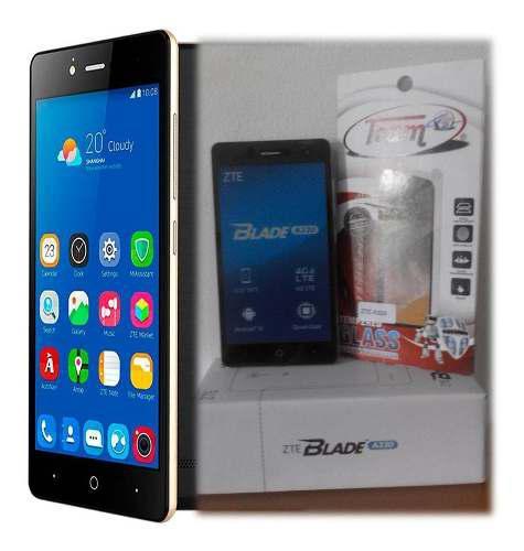 Teléfono Celular Zte Blade A320 Liberado Nuevo