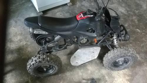Vendo Moto Para Niño 50cc A Gasolina