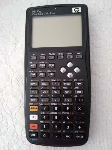 Calculadora Graficadora Hp 50g