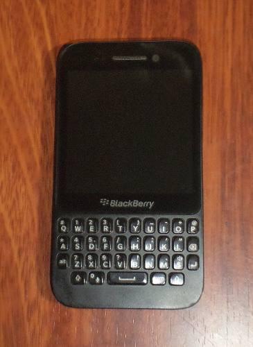 Celular Smartphone Inteligente Blackberry Q5 Batería Mala