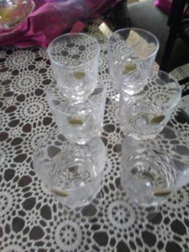 Copas De Cristal D' Arques Y Vasos De Cristal