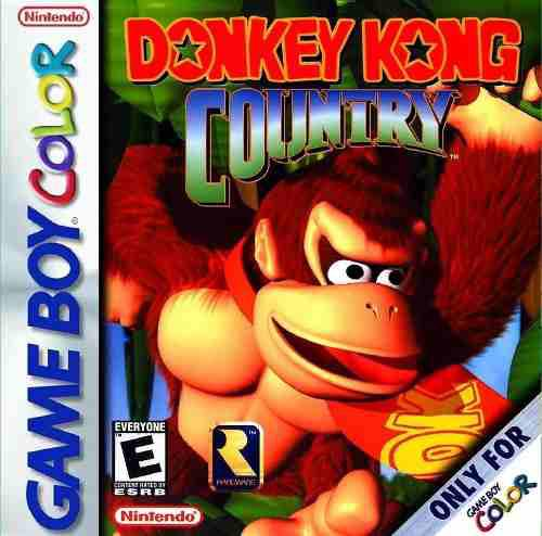 Donkey Kong Country Para Game Boy Color