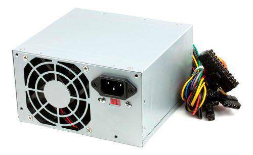 Fuente De Poder Xtech 500watts 20+4 Pin Atx Bagc