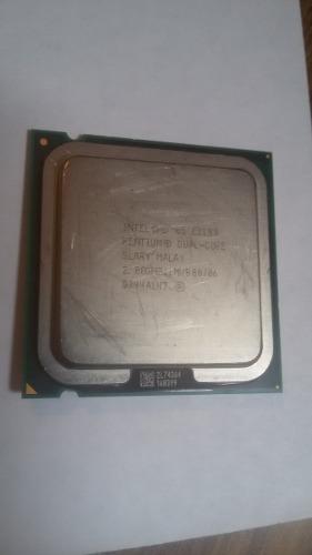 Intel® Pentium® Dual Cpu Eghz