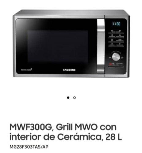 Microondas Samsung 28litros O 1.0 Pc.