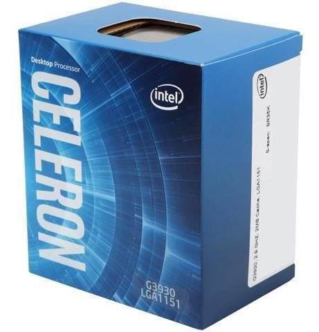 Procesador Intel Celeron G3930 Socket 1151 7th Gen Kabylake