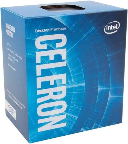 Procesador Intel Celeron Gma Generación