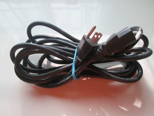 Cable Poder Ac Corriente Computadora Monitor Pc Tipo Micke