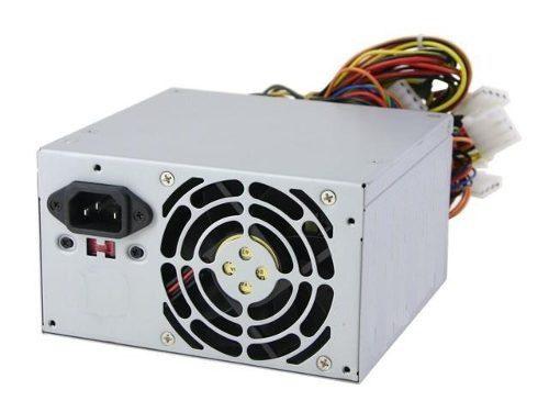 Fuente De Poder Atx 500w Conector Sata Ide Pc  Pines