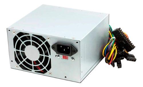 Fuente De Poder Xtech 600w Sata Nueva Tienda Bagc