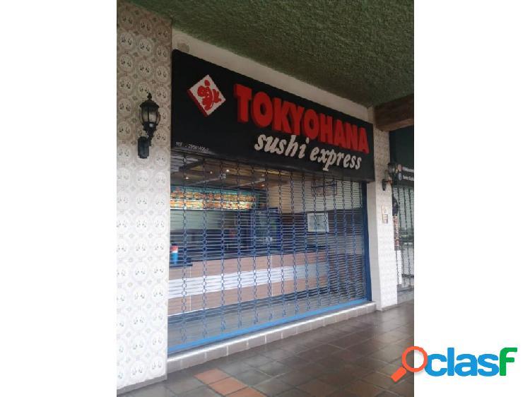 Local Sushi Fondo de Com C.C. Cascada Carrizal