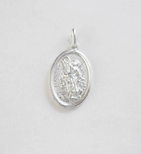 Medalla Doble San Miguel Arcangel