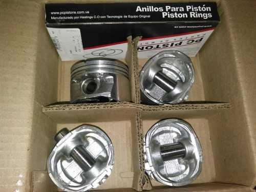 Pistones Y Anillos Para Renault Twingo cc 8v 020
