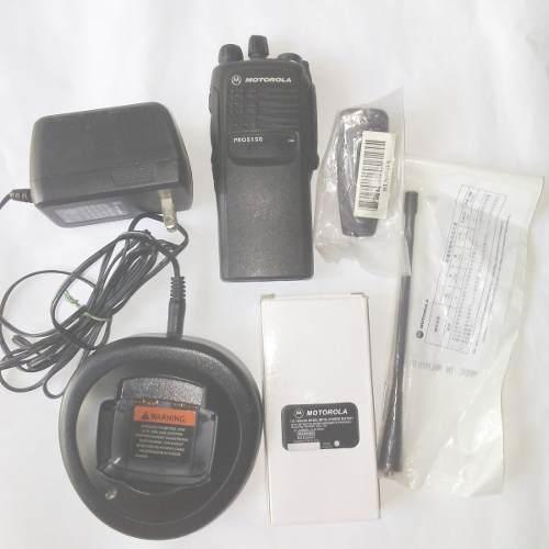 Radio Portátil Motorola Pro Uhf  Mhz