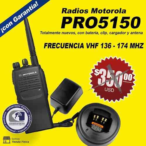Radio Vhf Motorola Serie Pro  !!!!nuevos!!!!
