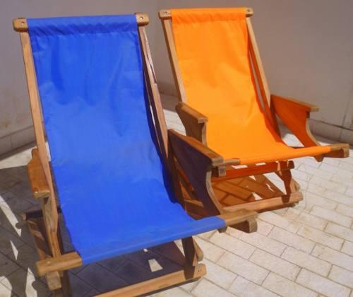 Sillas Plegables De Playa Se Venden Las Dos.