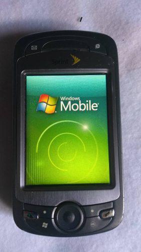 Telefono Celular Htc 6800. Linea Cdma Para Liberar. Usado.