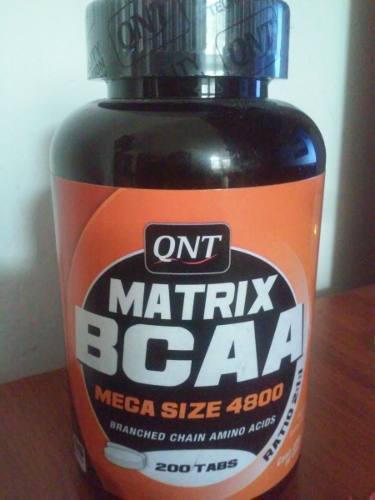Vaso Mezclador Qnt Matrix Bcaa Mega Size