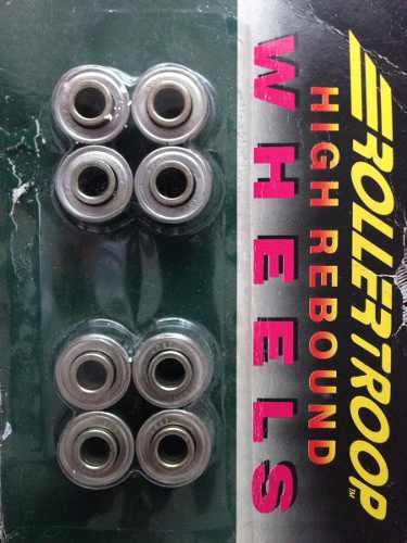 Kit De Rodamiento 608z Para Patines En Linea