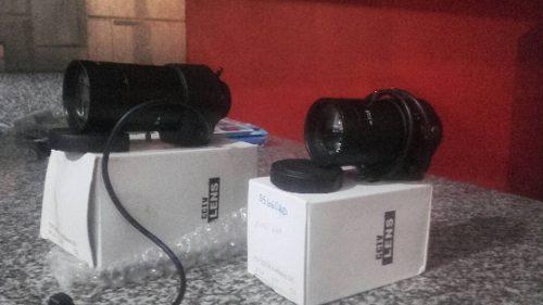 Lente Para Camara De Seguridad Profesionales Cctv Lens