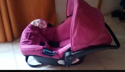 Portabebé Master Kids - Silla Para El Carro