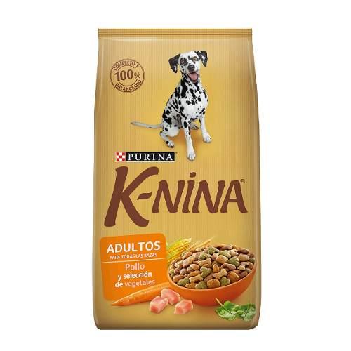Purina K-nina Pollo Y Selección De Vegetales 4kg