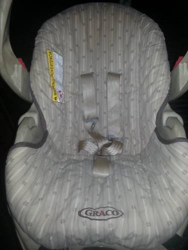 Silla De Carro Para Bebe Marca Graco