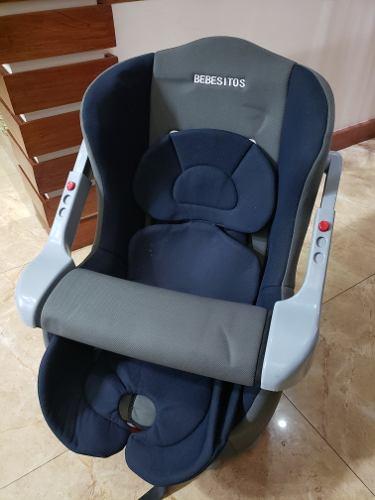 Silla Portabebe Para Carros Marca Bebesitos