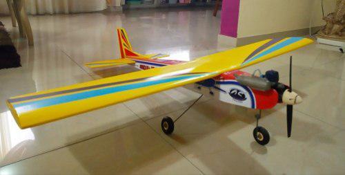 Avion Aeromodelismo Falcon American Flyer