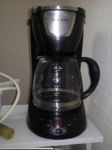Cafetera Black Decker De 12 Tazas Programable