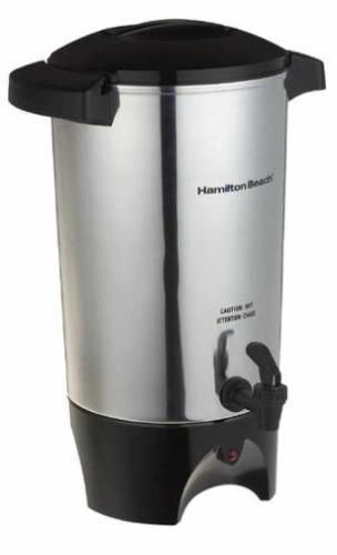 Cafetera De Aluminio Hamilton Beach 40515r