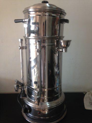 Cafetera Electrica Industrial De 120 Tazas. Calidad Premiun