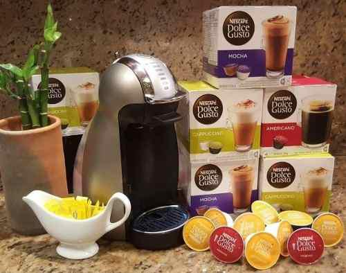 Cafetera Nescafe Dolce Gusto Cod. 80
