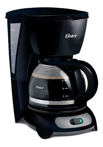 Cafetera Oster 4 Tazas Filtro Permanente 3301