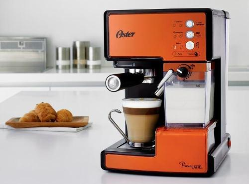 Cafetera Oster Bvstem6601c Prima Latte (nueva De Paquete)