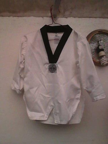 Dobok De Taekwondo Bushido Niño/niña (kimono)
