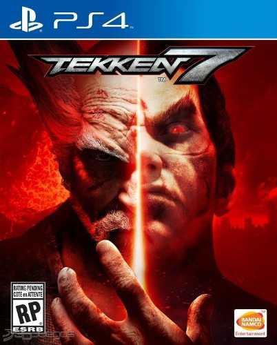 Juegos De Ps4 Tekken 7 Y Diablo 3