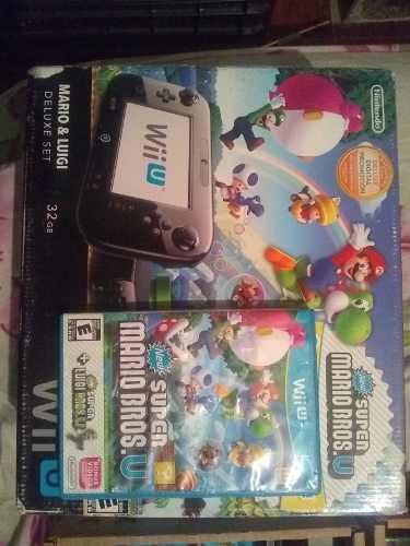 Nintendo Wii U De 32gb