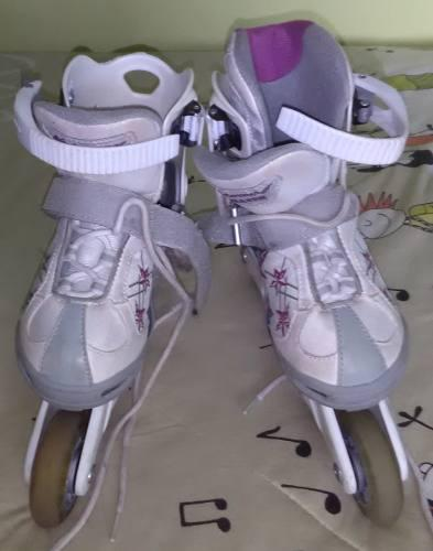 Patines Lineales Bladerunner Talla 28-32 Ajustable