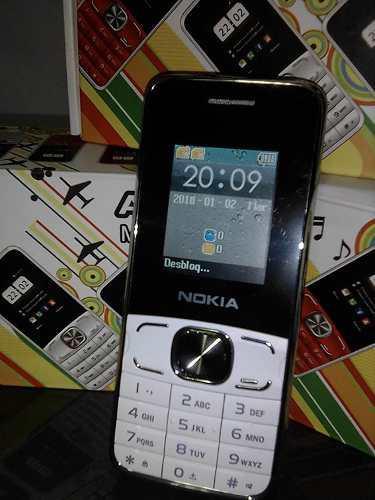 Telefono Celular Dual Sim Nokia A300 Music Plus