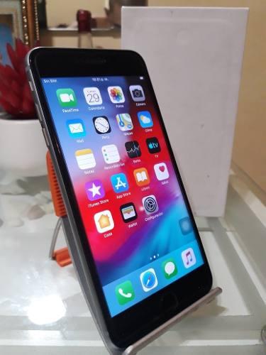 iPhone 6 Plus ! Como Nuevo Y Con Caja Y Accesorios !