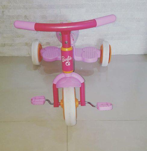 Hermoso Triciclo De La Barbie