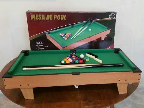 Mesa De Pool Para Mesa